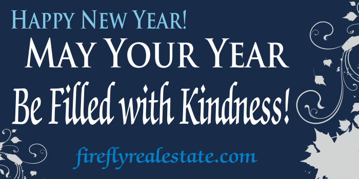 year filled with kindness